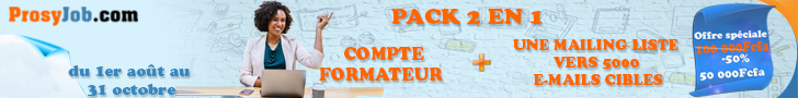 Promo Formateur